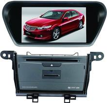 7 inch HD touch screen Car DVD Player with gps navigation system/TV/bluetooth/Radio function for Honda Accord,Spirior