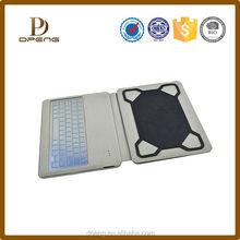 Bluetooth Keyboard Leather Case Cover 6 inch tablet case