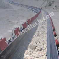 Heavy Duty Cooling Rubber conveyor belt for transmission