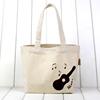 natural color cotton shopping bag