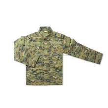Poly/Cotton Twill/Ripstop Outdoor Most comfortable fashion acu camo uniform