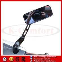 KCM20 Motorcycle Rearview Mirrors Universal 8mm 10mm Modification Parts Accessories