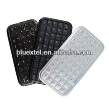 Mini Bluetooth keyboard with Use With non-BT Equipped PC Or Laptop Require and USB Bluetooth Adapter