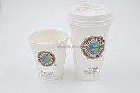 2015 Different Size Nomal Paper Cup with Lid Promotional Product
