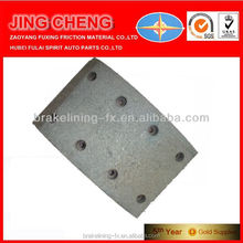 OEM manufactuer,auto parts, friction material non asbestos brake lining 2308-354620