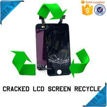 Pantalla LCD roto renovar para el iphone roto renovación LCD