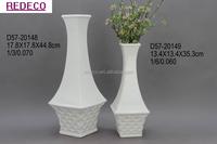 Long neck ceramic home decor floor vase wholesale