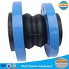 SS Dual Flanged Flexible Rubber Coupling Pipe Fittings