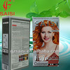 brand name SAISI hair color/ easy and fast hair coloring