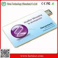 Full capacidade de volume de negócios de cartão flash drive usb cartão usb pen drive, externo usb da placa gráfica