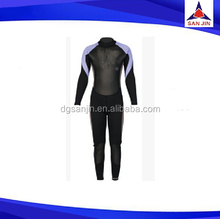 OEM customized neoprene nylon fabric 2.5 mm surfing suit wetsuit for adult