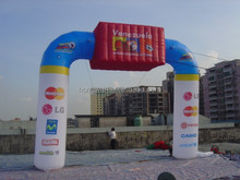 hot selling advertising inflatable arch/promotional arch/dvertising inflatable entrance arch