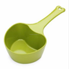 Custom Pet Dog Cat Heart Shape Food Scoop,oem animal Plastic spoons maker