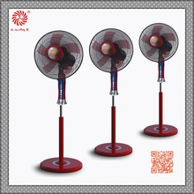 ultra quiet pedestal fan/18inch stand fan with remote made in China