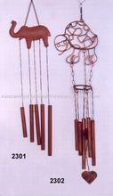 Metal Wind Chime, Hand made wind chimes, Hanging wind chimes,