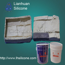 RTV SILICONE RUBBER FOR statue building decorationmolds for sale