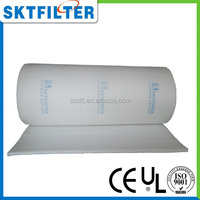 spray booth synthetic filter fabric