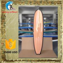 EPS foam epoxy resin wood design surfboard for sale