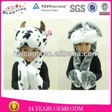 Winter Ear Cap/Animal Cap Wholesale/Winter Cap In Stocked