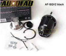 AUTOFAB-- Blow off value HKS SQV2 BOV (Black) AF-SQV2 black