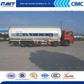 Dongfeng 8x4 de cemento a granel de camiones tanque de/polvo camión cisterna de transporte de cemento de camiones cisterna