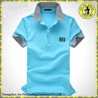 2015 Wholesale Promote Free Sample China Factory Polo Shirt , Couple polo shirt, Polo t-shirt