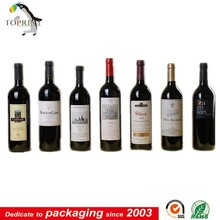 Custom Removable Waterproof Sickers brand label Manufacturer For wine, Helmet food and cloth Adhesive LOGO Stickers