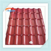 Building material synthetic spanish roof tile/Royal style
