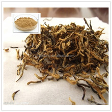 Factory supply Theaflavin Black tea extract powder