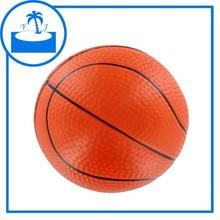 promotional gift imprint logo custom PU GEL-EE Gripper Basketball Stress Ball