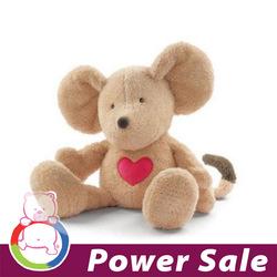 2014 wholesale globe plush toys mouse