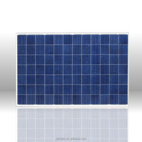 dubai solar air conditioner price with silicon wafers 350W polycrystalline with TUV