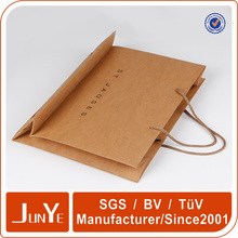 customized fashion cloth packaging t-shirt paper bags