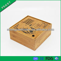 Japanese Wooden Boxes for tea set with lid