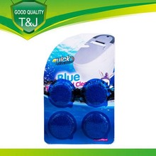 Strong Deodorize,Quick Clean Blue Toilet Bowl Cleaner,Toilet Freshener