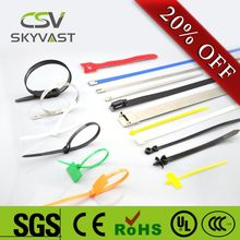 CSV High Quality SGS zip tie accessories