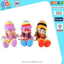 Custom wholesale fairy soft toys cheap doll and toy