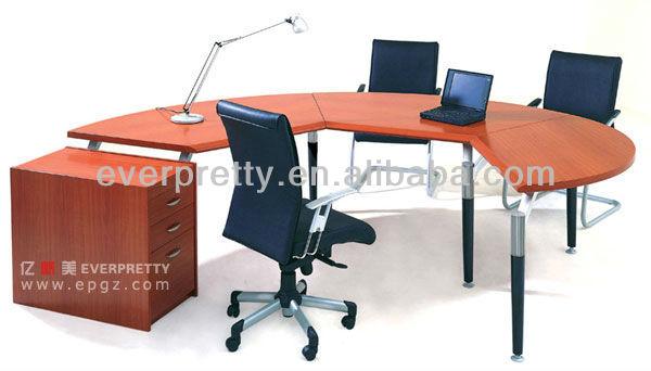 Schreibtisch halbkreis for Buromobel osnabruck