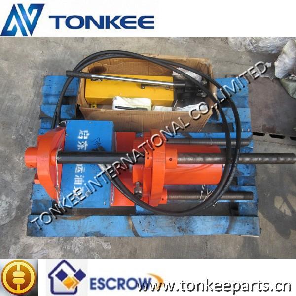 100T Hand power hydraulic master pin press (14).jpg