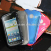 New arrival transparent tpu back cover case for samsung galaxy xcover 2 s7710 case