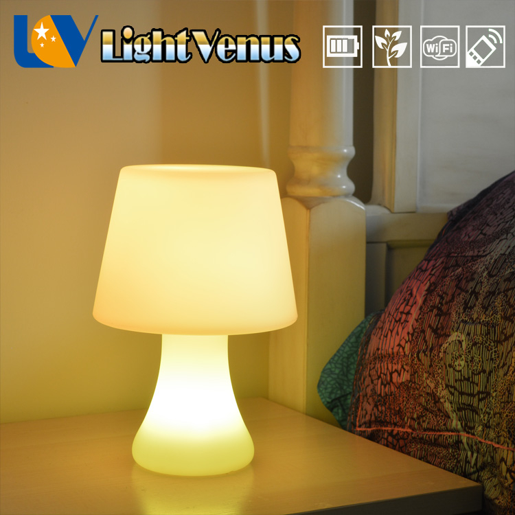 led table lamp design cordless bar table lamps rechargeable battery. Black Bedroom Furniture Sets. Home Design Ideas
