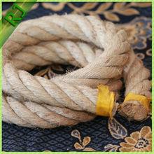 Good quality hot sale 100% natural sisal/ hemp twisted rope