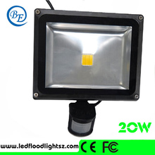 outdoor basketball court led Motion flood light with sensor 20w