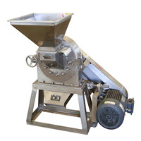Hot sell stainless steel professional wheat flour mill factory