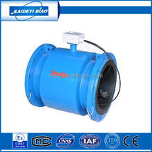 High-accuracy low price medical magnetic water flow sensor