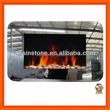 Wall Mounted Electric Fireplace With CE,UL,GS