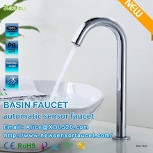 widespread bathroom faucets New Product Artistic Design Single Hole Wash Basin Tap Classic Style XDL-1521