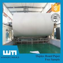 275g golden Aluminum Foil duplex board