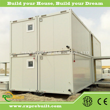 Quick Installed Pu Sandwich Panel Container House