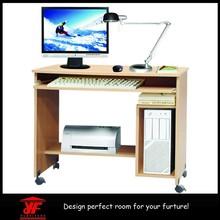 European style custom made mini used computer desk